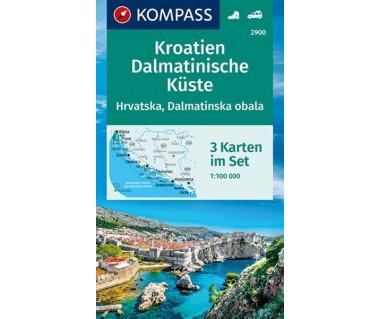K 2900 Kroatien, Dalmatinische Küste