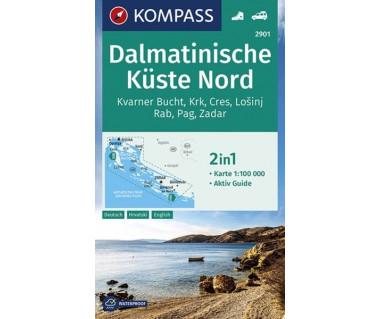 K 2901 Dalmatinische Kuste Nord