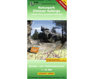 Naturpark Zittauer Gebirge - Luzicke Hory (Lausitzer Gebirge)