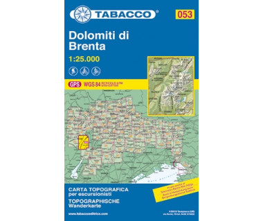 TAB053 Dolomiti di Brenta