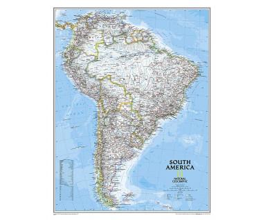 America South pol. flat laminated
