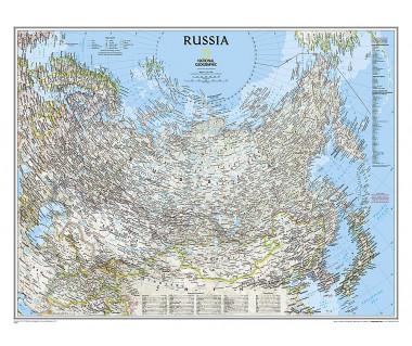 Russia flat laminated