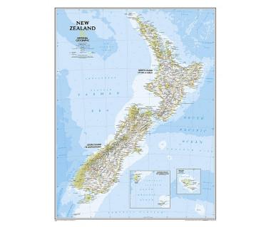 New Zealand flat laminated
