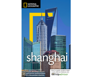 Shanghai guide de poche