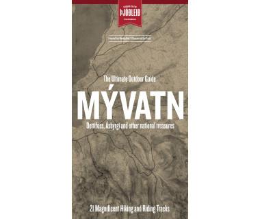 Myvatn - 21 hiking & riding tracks