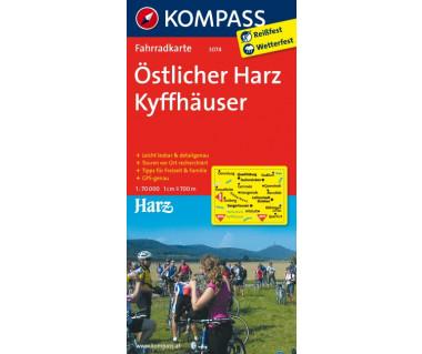 Östlicher Harz / Kyffhäuser