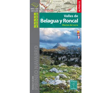 Valles de Belagua y Roncal - Macizo de Larra