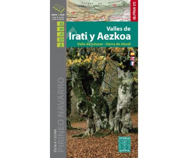 Irati y Aezkoa valles de - Valle de Salazar-Sierra de Abodi
