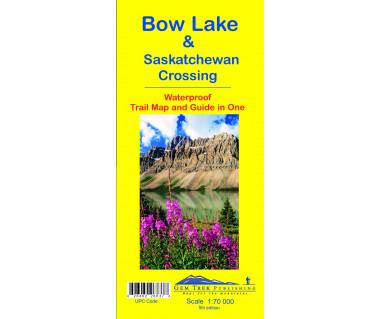 Bow Lake / Saskatchewan Crossing