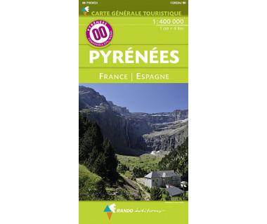 Pyrenees France / Spain 00