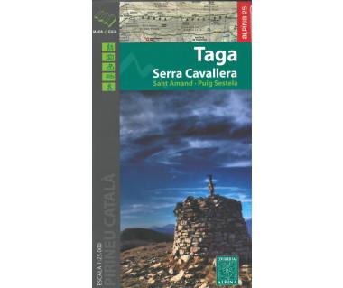 Taga - Serra Cavallera - Sant Amand - Puig Sestela