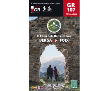 El Cami dels Bons Homes / Trail of the Cathars GR107
