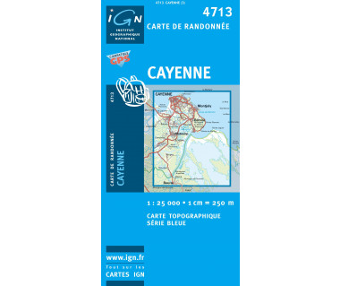 Cayenne / Roura (Guyana)