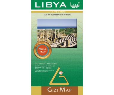 Libya road