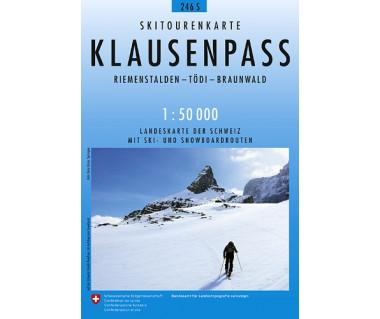 Klausenpass  / Lach