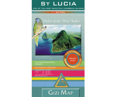 St-Lucia road