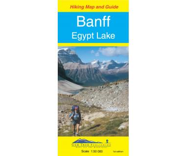 Banff Egypt Lake