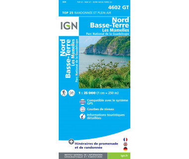 Nord Basse-Terre (Guadeloupe)