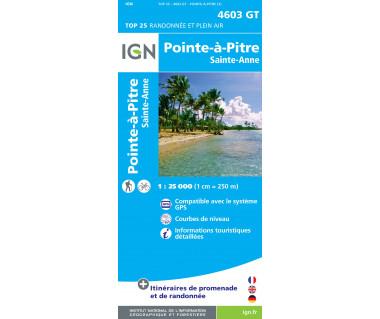 Pointe-à-Pitre / Ste-Anne (Guadeloupe)