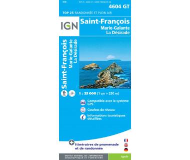 St-François / Marie-Galante / La Désirade (Guadeloupe)