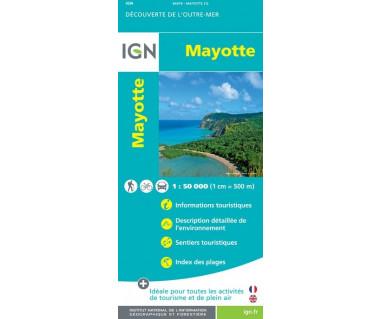 Mayotte (Comoro Island) Domtom