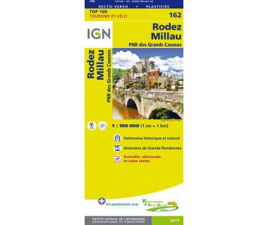 Rodez / Millau / PNR des Grands Causses