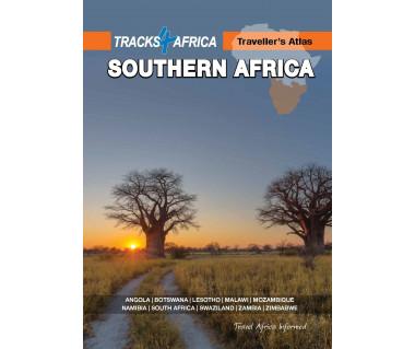 Africa Southern Traveller's Atlas