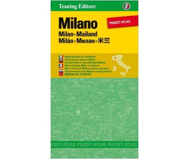 Milan pocket atlas