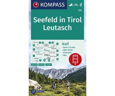K 026 Seefeld in Tirol, Leutasch