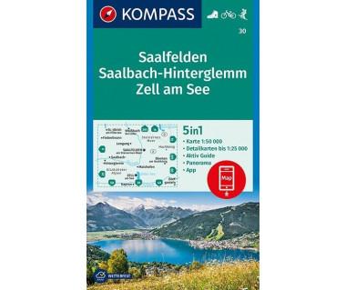 K 30 Saalfelden, Saalbach, Zell am See