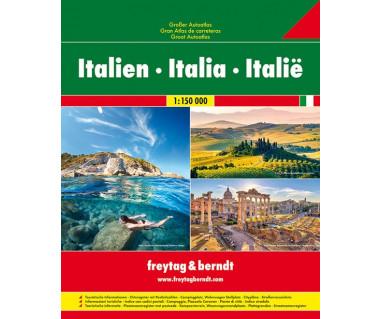 Italien atlas