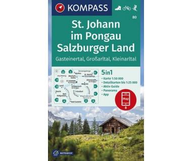 K 80 St. Johann im Pongau, Salzburger Land