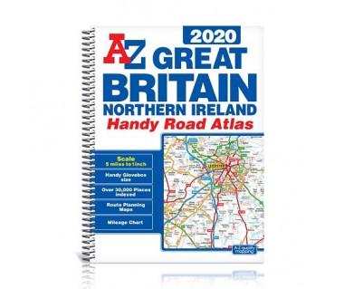 Great Britain, Nothern Ireland Handy Road Atlas