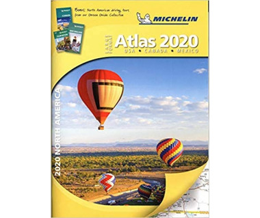North America 2020 Road Atlas A3
