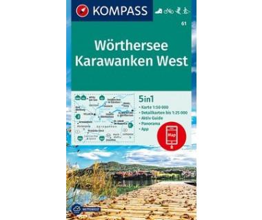 K 61  Wörthersee, Karawanken West
