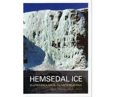 Hemsedal Ice. Ice climbing guidebook - Norway