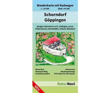 54-540 Schorndorf - Göppingen