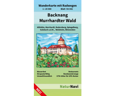 54-542 Backnang - Murrhardter Wald