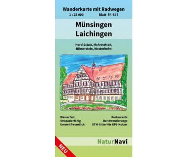 54-537 Münsingen - Laichingen