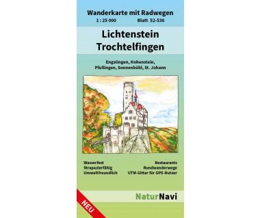 52-536 Lichtenstein - Trochtelfingen