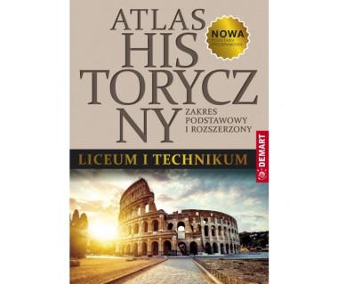 Atlas historyczny liceum i technikum
