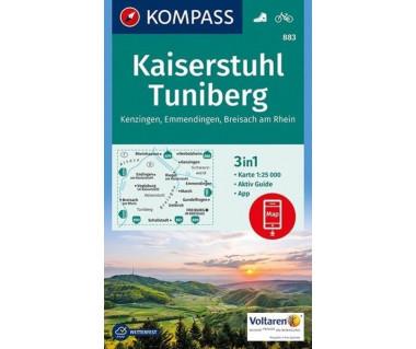 WK 883 Kaiserstuhl, Tuniberg, Kenzingen, Emmendingen, Breisach am Rhein