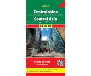 Central Asia / Zentralasien
