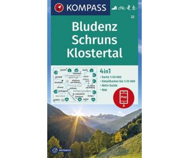 K 32 Bludenz, Schruns, Klosteral