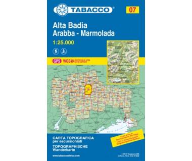 TAB07 Alta Badia, Arabba, Marmolada
