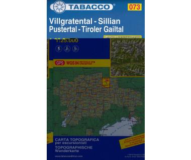 TAB073 Villgratental, Sillian, Pustertal, Tiroler Gailtal