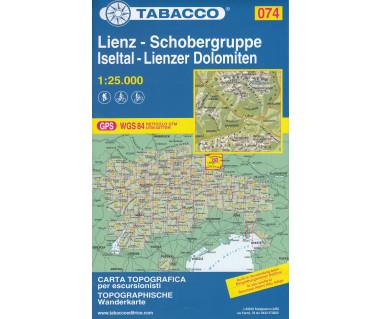 TAB074 Lienz,Schobergruppe,Iseltal,Lienzer Dolomiten