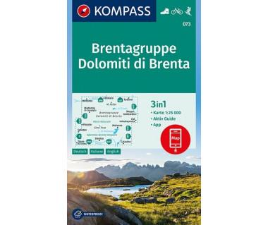 K 073 Dolomiti di Brenta
