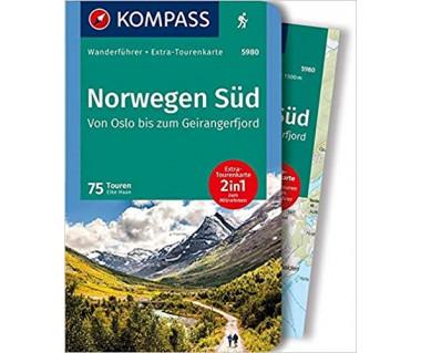WF 5980 Norwegen Süd, Von Oslo bis zum Geirangerfjord