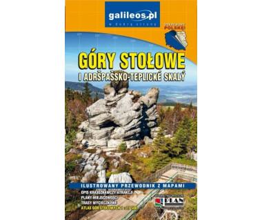 Góry Stołowe i Adrspassko-Teplicke Skaly